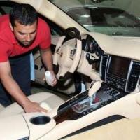 Клининг автомобилей